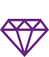 Future Care diamond credibility icon