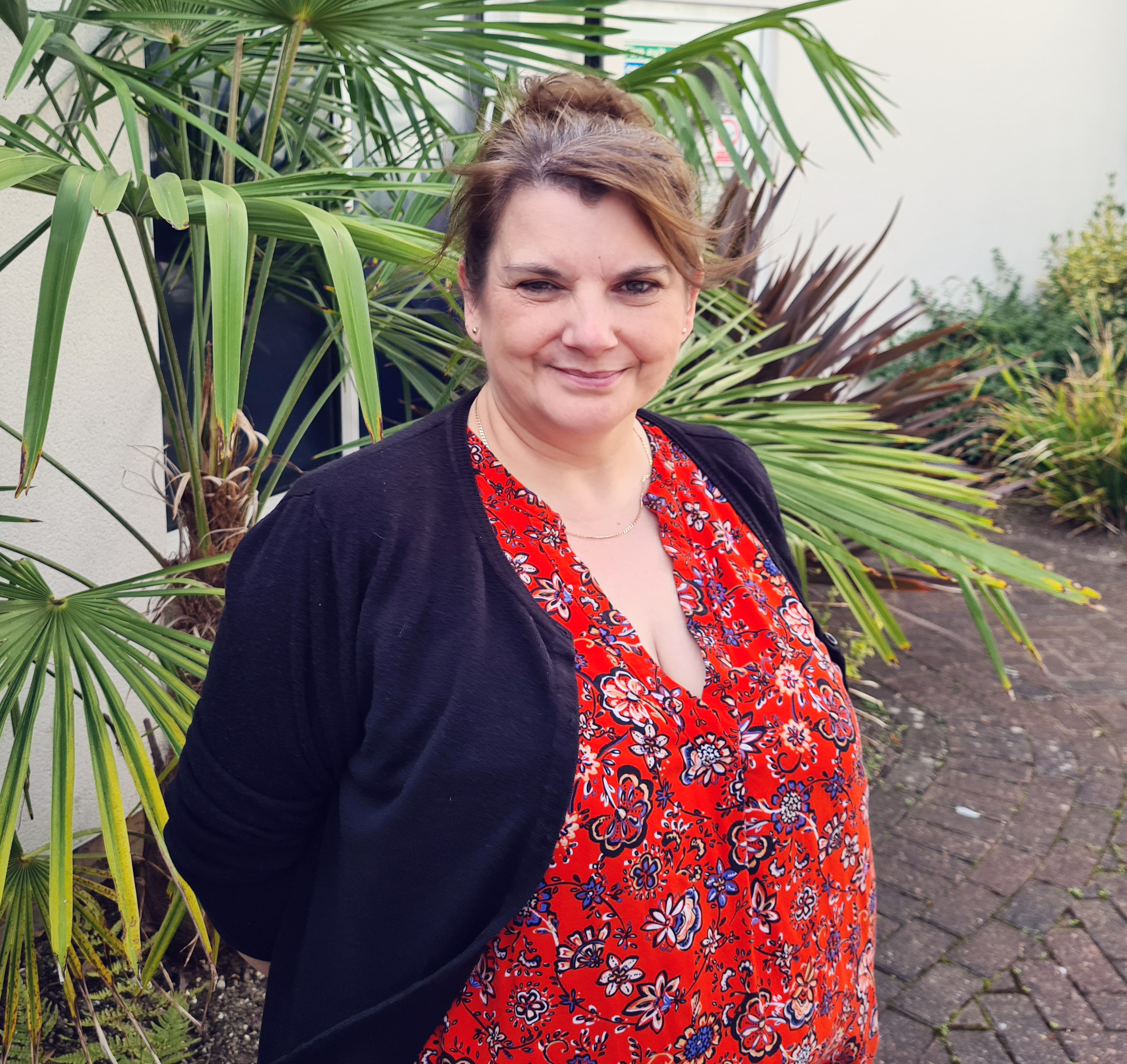 Sally Ware Administration Manager at Oaklands Care Centre Southampton